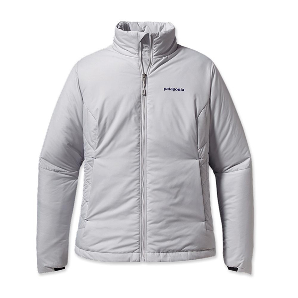 Patagonia Women's Micro Puff Jacket Tailored Grey