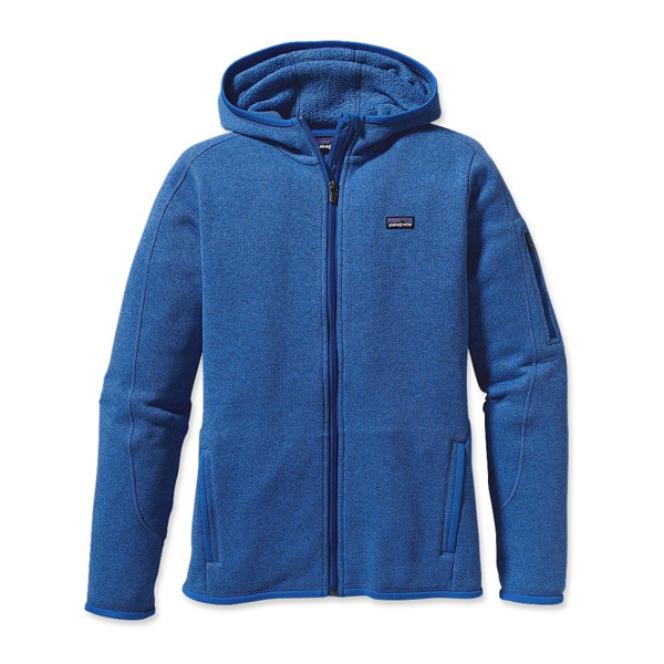 Patagonia Women's Better Sweater™ Full-Zip Hoody Oasis Blue