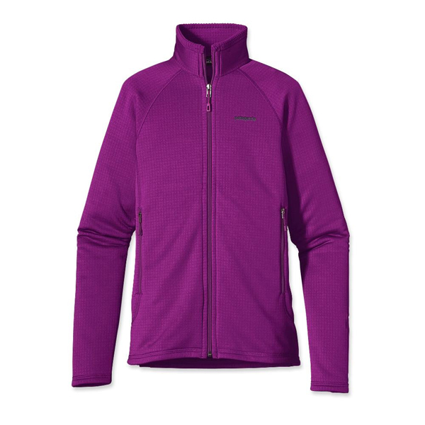 Patagonia Women's R1® Full-Zip Jacket Ikat Purple