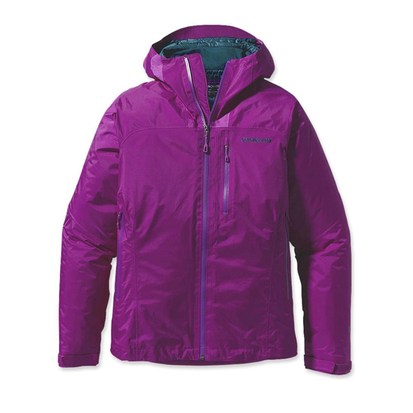Patagonia Women's Insulated Torrentshell Jacket Ikat Purple