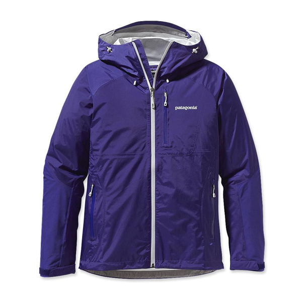 Patagonia Women's Torrentshell Stretch Jacket Blue Butterfly
