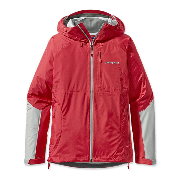 Patagonia Women's Torrentshell Stretch Jacket Tomato