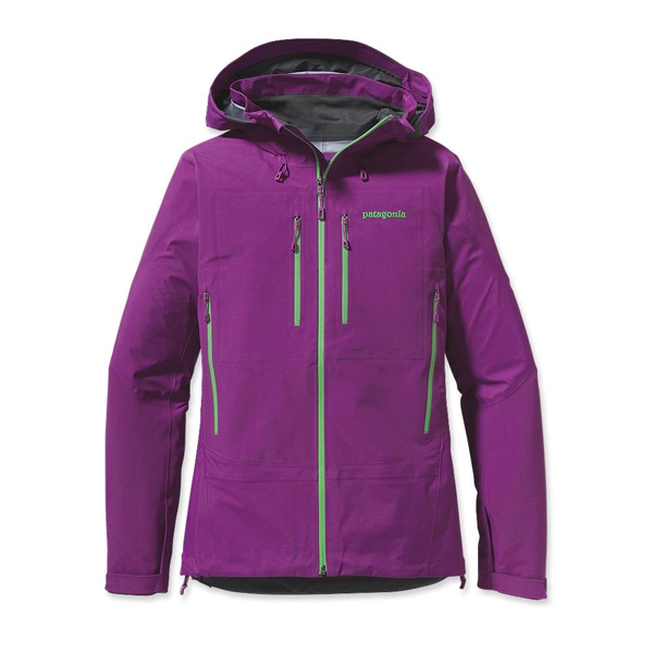 Patagonia Women's Triolet Jacket Ikat Purple