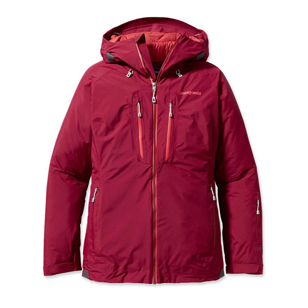 Patagonia Women's Primo Down Jacket Wax Red