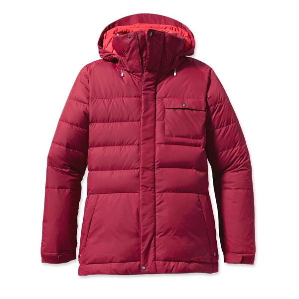 Patagonia Women's Rubicon Down Jacket Wax Red