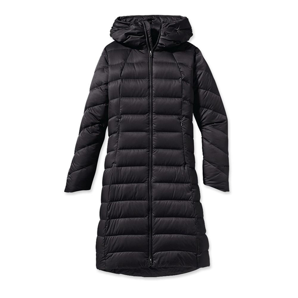 Patagonia Women's Downtown Loft Parka Black