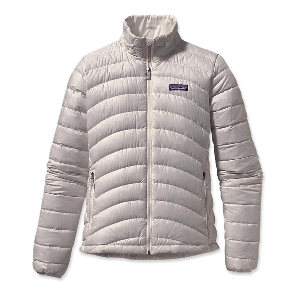 Patagonia Women's Down Sweater Birch White