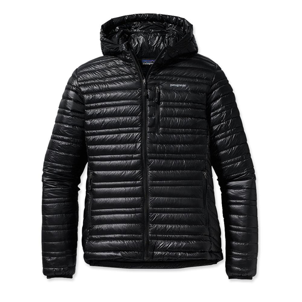 Patagonia Women's Ultralight Down Hoody Black