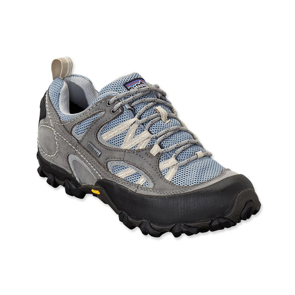 Patagonia Women's Drifter A/C® GORE-TEX® Shoe Narwhal Grey w/Feather Grey