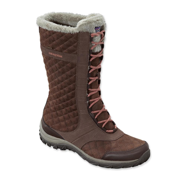 Patagonia Women's Wintertide High Waterproof Sable Brown