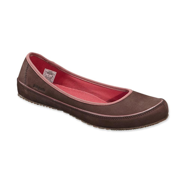 Patagonia Women's Advocate Ballet Smooth Sable Brown