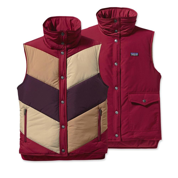 Patagonia Women's Mirror Lake Vest Wax Red