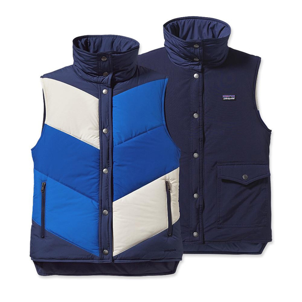 Patagonia Women's Mirror Lake Vest Classic Navy