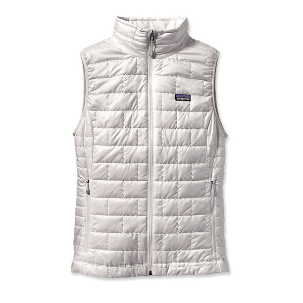 Patagonia Women's Nano Puff® Vest Birch White