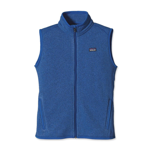 Patagonia Women's Better Sweater™ Vest Oasis Blue