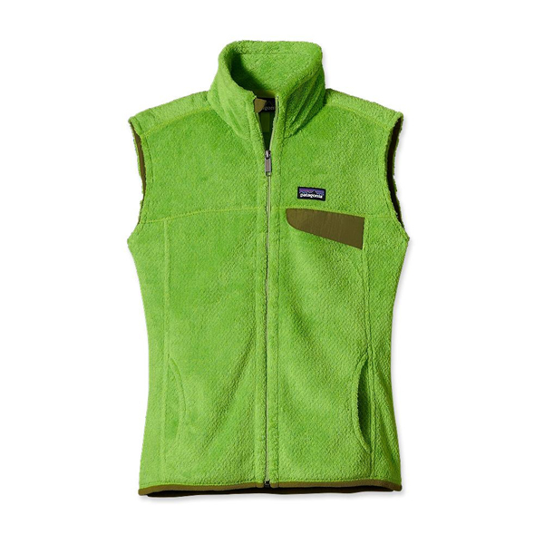 Patagonia Women's Re-Tool Vest Lotus Green - Aloe Green