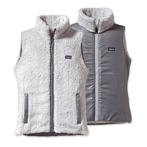 Patagonia Women's Los Lobos Vest Tailored Grey