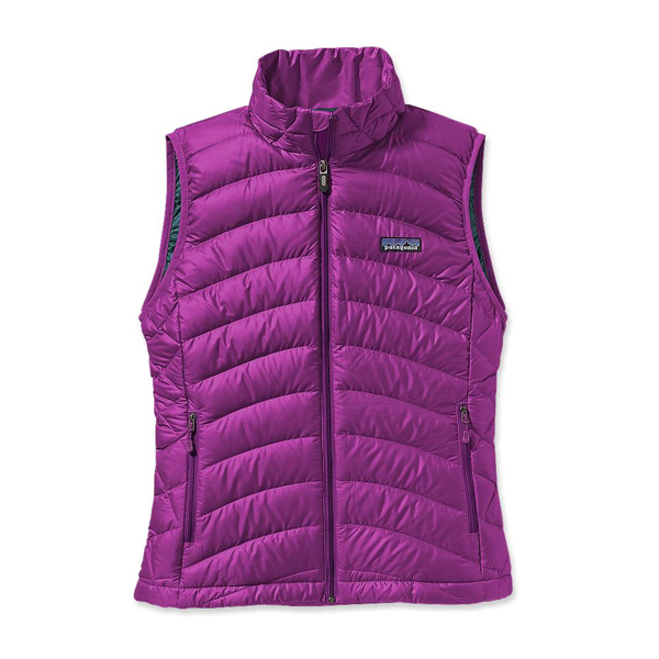Patagonia Women's Down Sweater Vest Ikat Purple