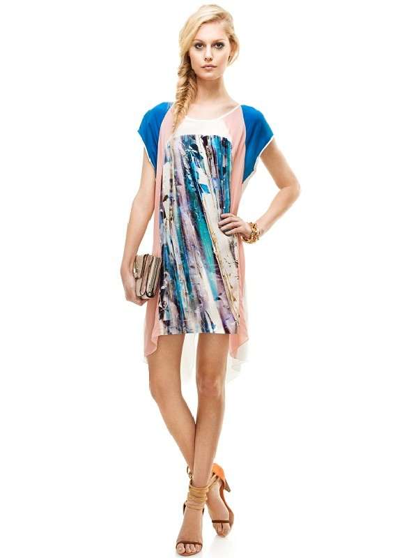 Rebecca Minkoff Baseball Dress