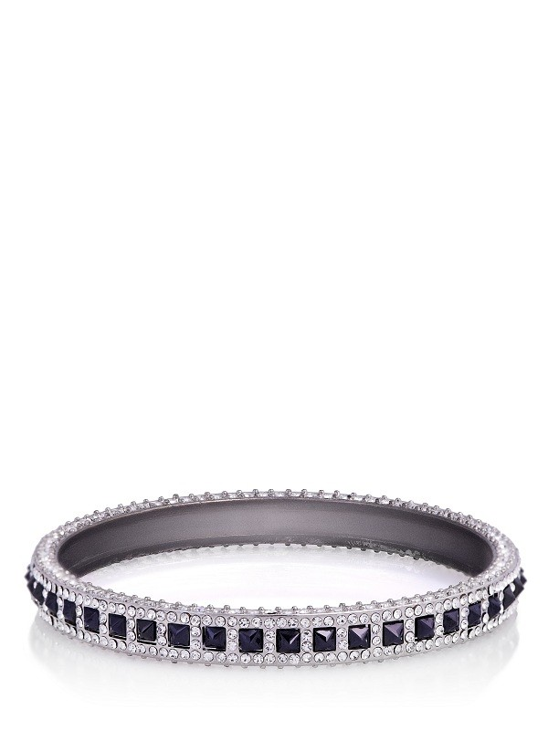 Rebecca Minkoff Flipped CZ & Pave Bangle