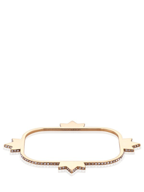Rebecca Minkoff All Pave Thinnest Bangle