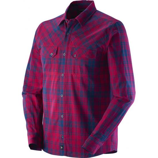 SALOMON RUSTIC LS SHIRT M