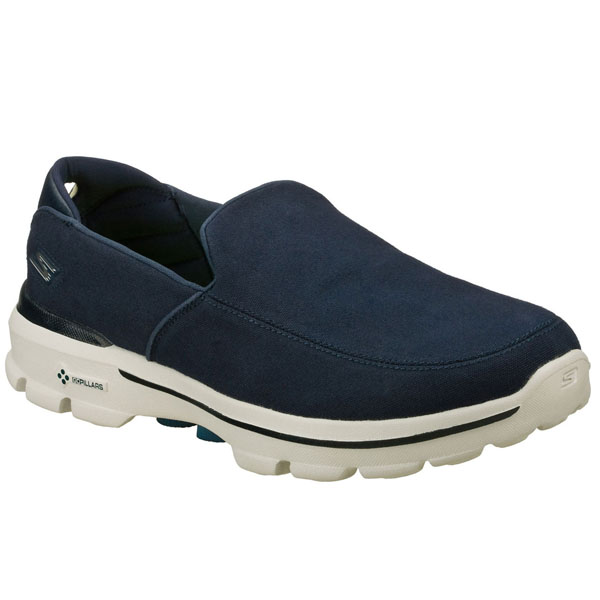 SKECHERS MEN GOWALK 3 - ATTAIN Navy