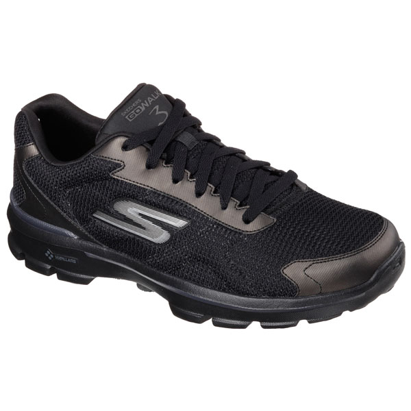 SKECHERS MEN GOWALK 3 - FITKNIT Black