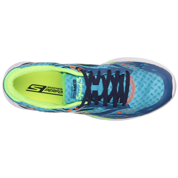 SKECHERS MEN GOMEB SPEED 3 Blue/Lime