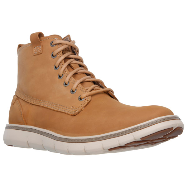 SKECHERS MEN CROSSOVER Tan