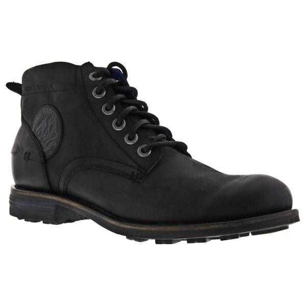 SKECHERS MEN KINGTON Black