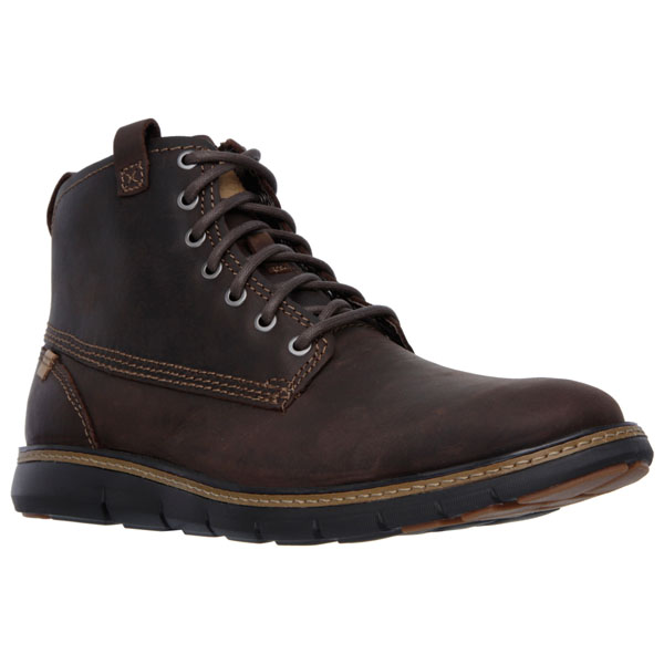 SKECHERS MEN CROSSOVER Dark Brown