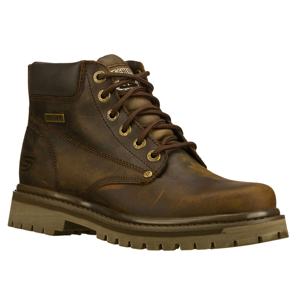 SKECHERS MEN TOM CATS - BULLY Brown