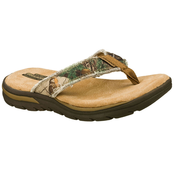 SKECHERS MEN RELAXED FIT: SUPREME - CAYUGA Camouflage