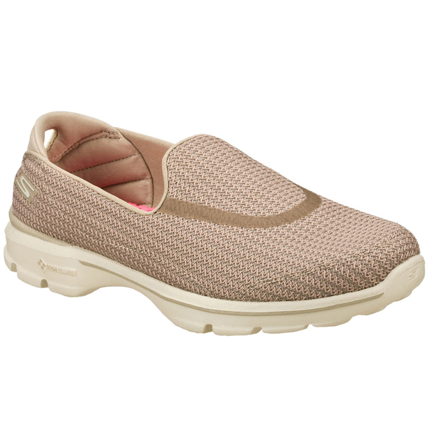 SKECHERS WOMEN GOWALK 3 Stone
