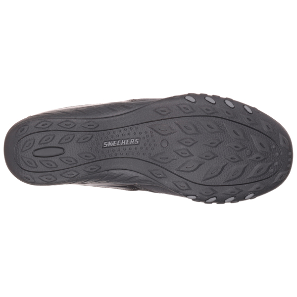 SKECHERS WOMEN RELAXED FIT: BREATHE EASY - FOREVER YOUNG Charcoal