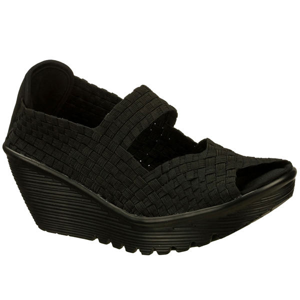 SKECHERS WOMEN PARALLEL Black