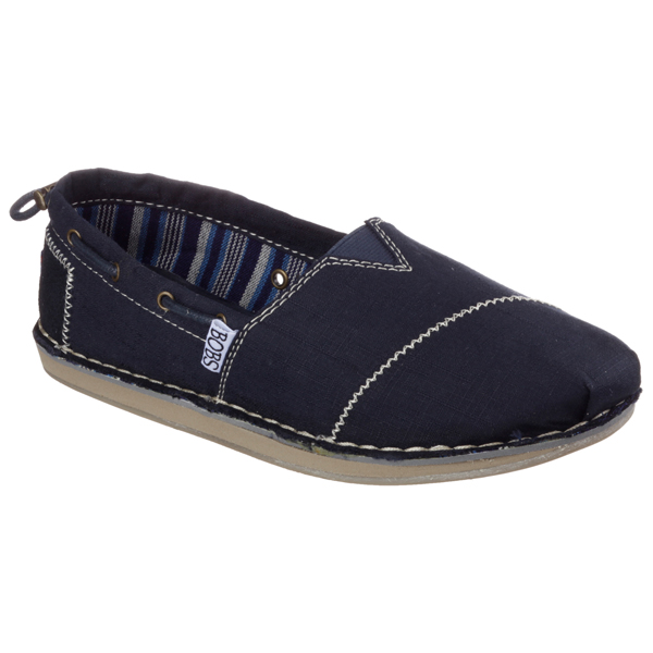 SKECHERS WOMEN BOBS CHILL - ROWBOAT Navy