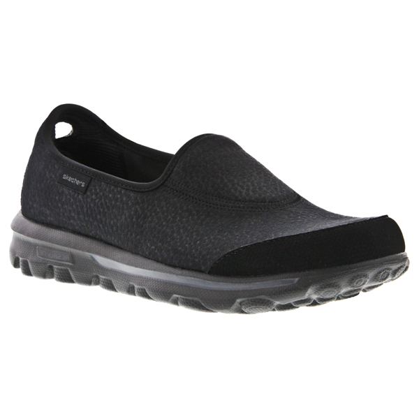 SKECHERS WOMEN GOWALK - ASPIRE Black