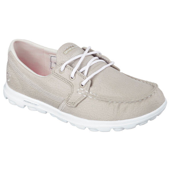 SKECHERS WOMEN ON THE GO - CRUISE Natural