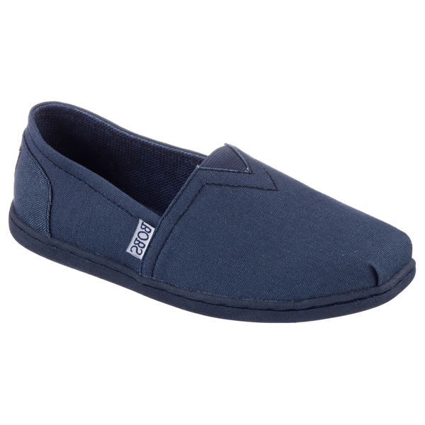 SKECHERS WOMEN BOBS BLISS - SPRING STEP Navy