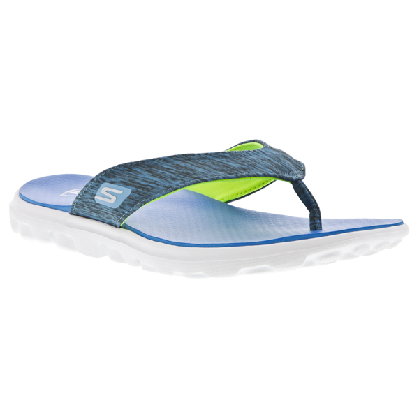 SKECHERS WOMEN ON THE GO - FLOW Blue