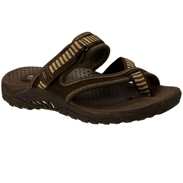 SKECHERS WOMEN REGGAE - RASTA Chocolate