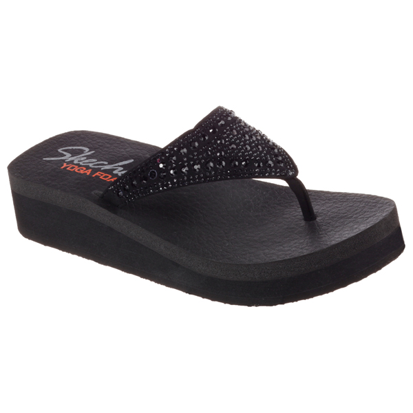 SKECHERS WOMEN VINYASA - BINDI Black