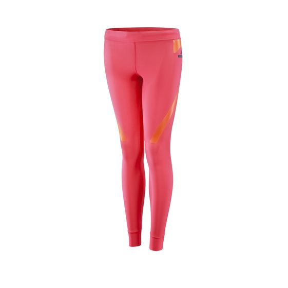 STELLA MCCARTNEY ADIDAS BOTTOMS FUCHSIA