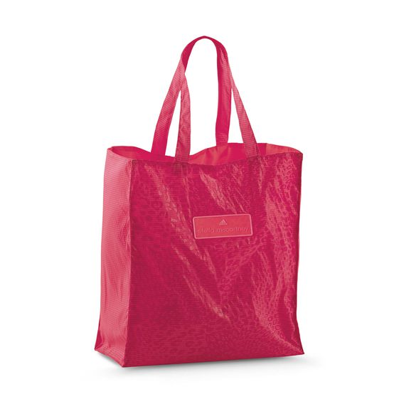 STELLA MCCARTNEY BEACH FUN BAG  FUCHSIA