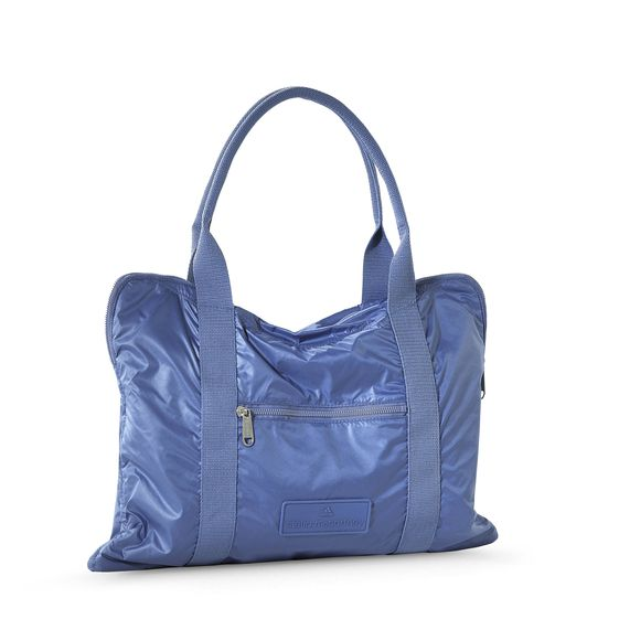 STELLA MCCARTNEY YOGA BAG CERULEAN