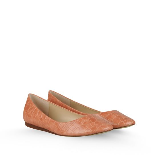 STELLA MCCARTNEY BAILEY BALLERINA PUMP  ADONIS