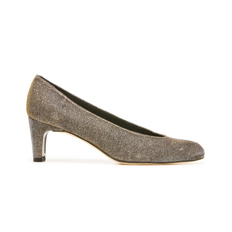 STUART WEITZMAN THE CHICPUMP PUMP Pyrite Nocturn