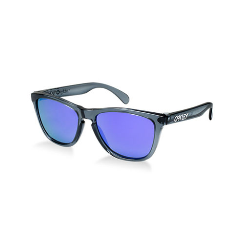 Oakley OO9013  FROGSKIN 55 Black / Purple